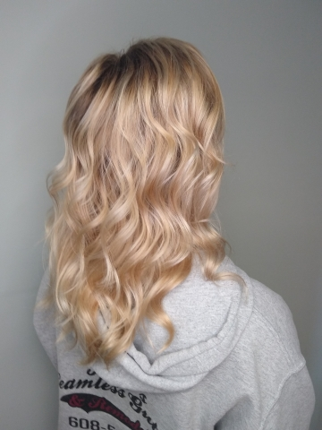Blonding by Kayla