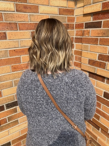 Dimensional Balayage by Kay