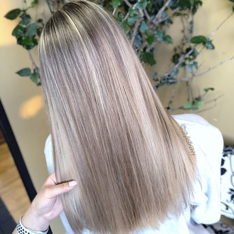 vanilla blonde by Kay